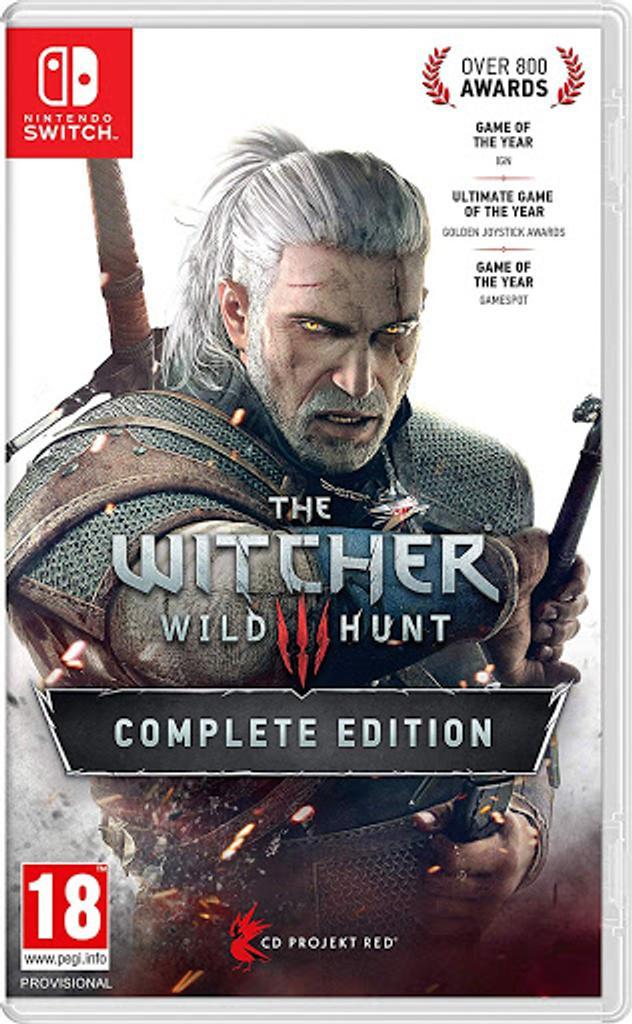 The witcher wild hunt : Jeux vidéo  