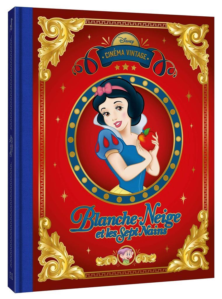 Blanche-Neige et les sept nains / Disney   Walt Disney company. Auteur
