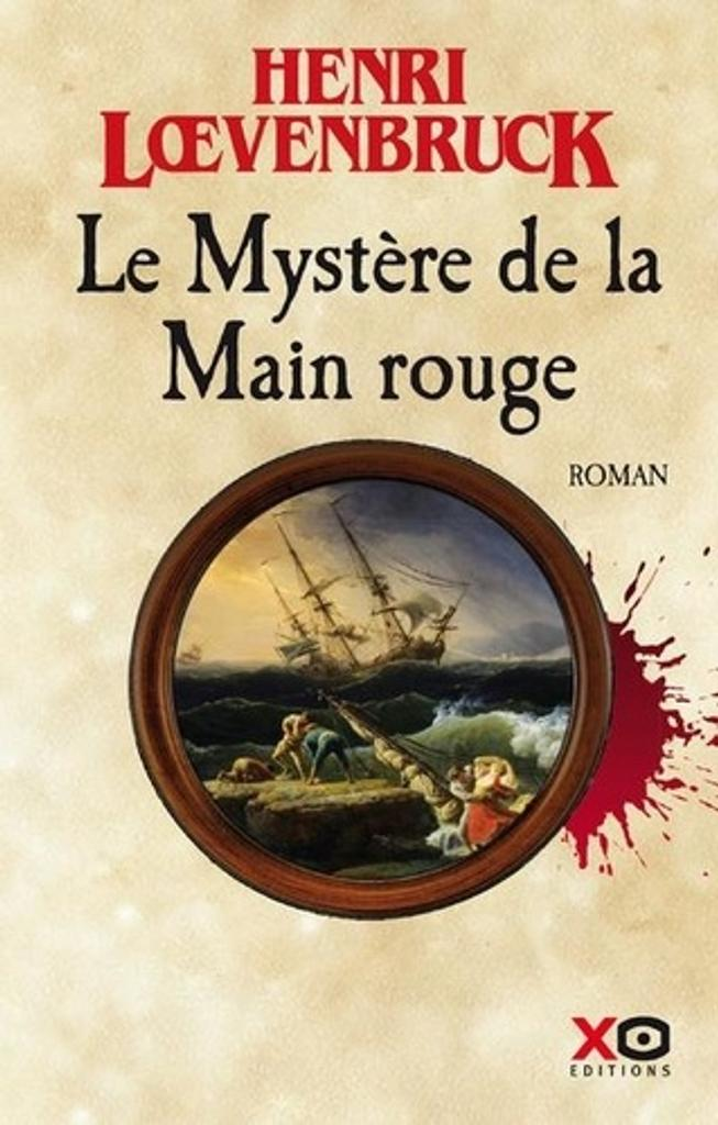 Les aventures de Gabriel Joly. T.2, Le Mystère de la Main rouge / Henri Loevenbruck |