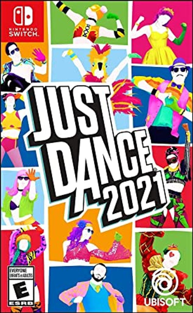 Just Dance 2021 : jeux video |