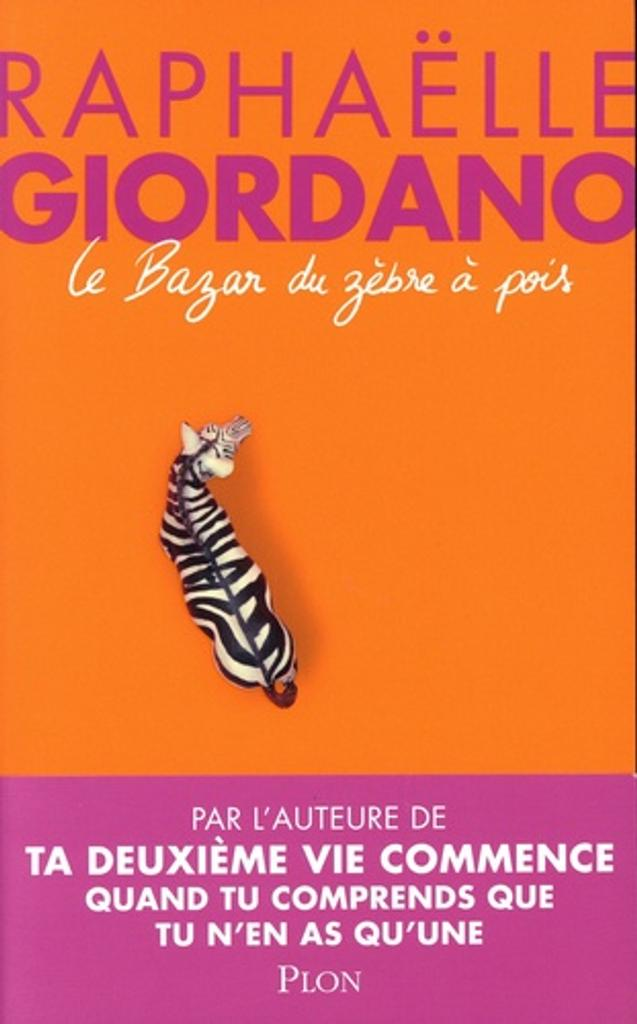 Le Bazar du zèbre à pois / Raphaëlle Giordano  