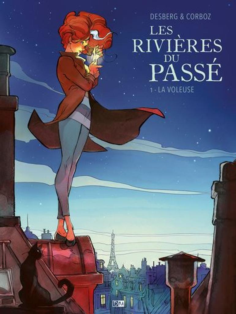 Les rivières du passé. 1, La voleuse / Desberg & Corboz |