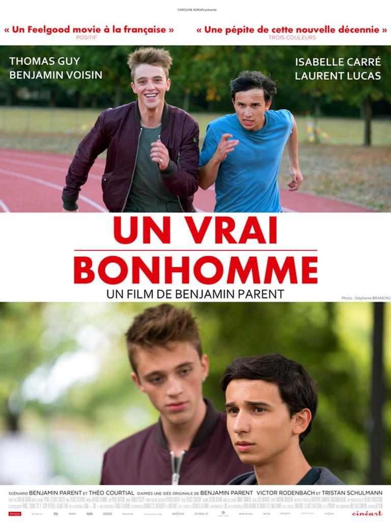 Un vrai bonhomme / Benjamin Parent, réal., scénario, idée orig. |