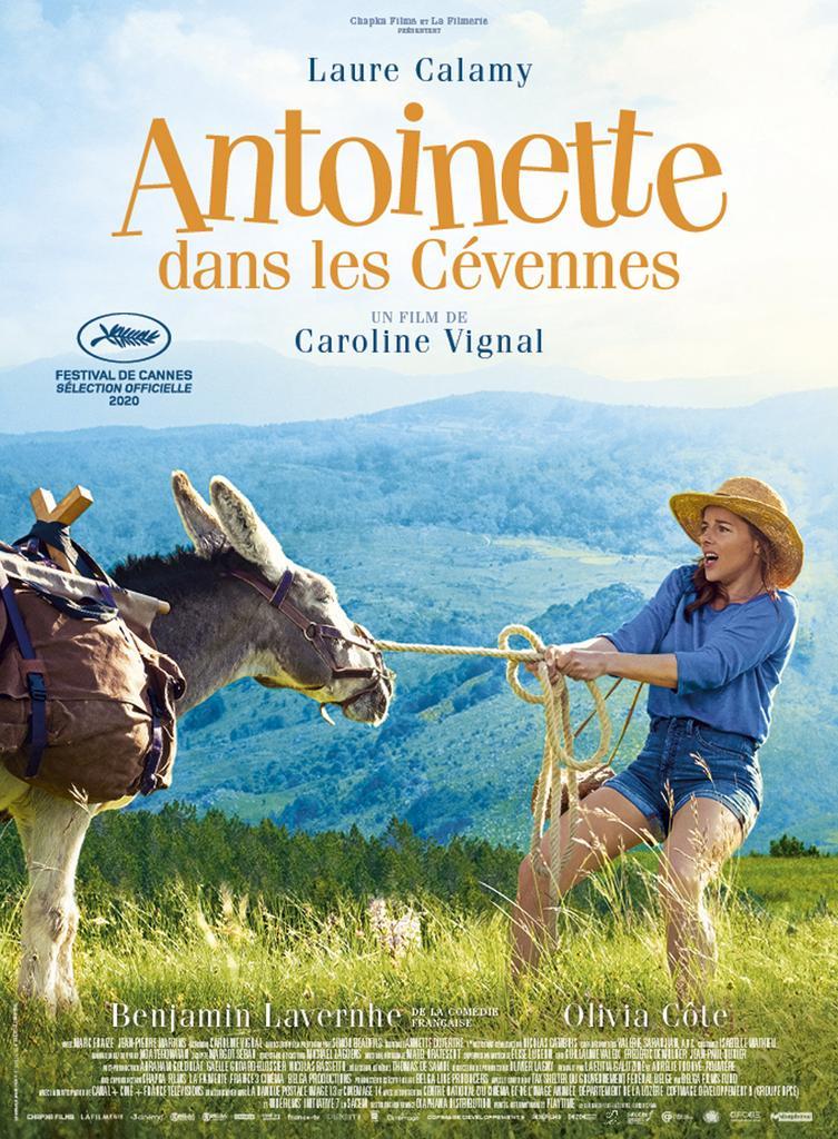 Antoinette dans les Cévennes / Caroline Vignal, réal., scénario |