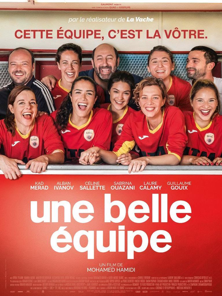 Une belle équipe / Mohamed Hamidi, réal. |