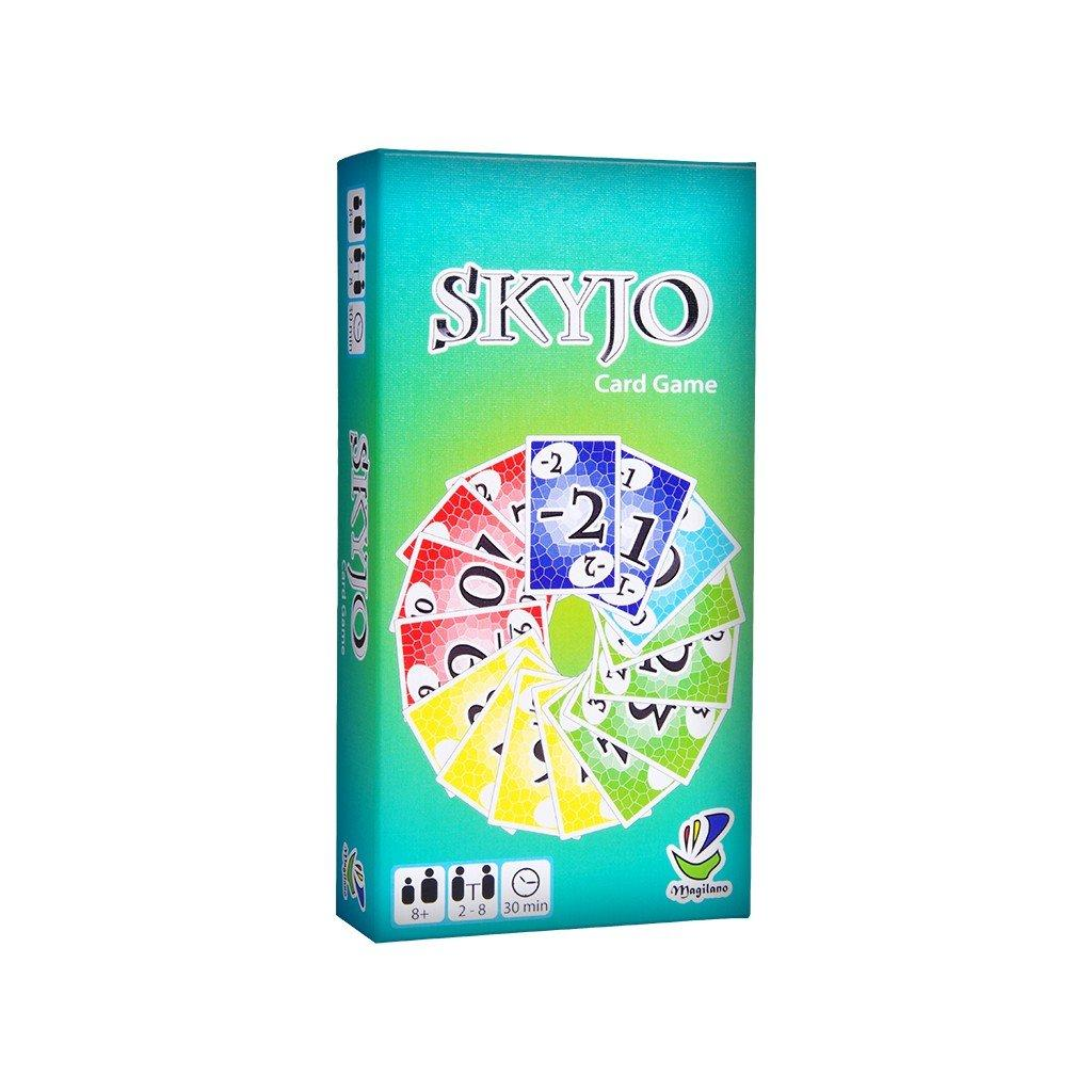 Skyjo = cartes, prise de risque : jeu de société / Bernhardt Alexander |