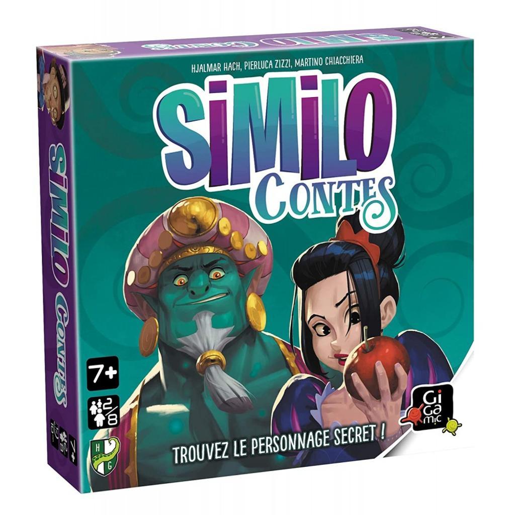 Similo Contes = déduction : jeu de société |