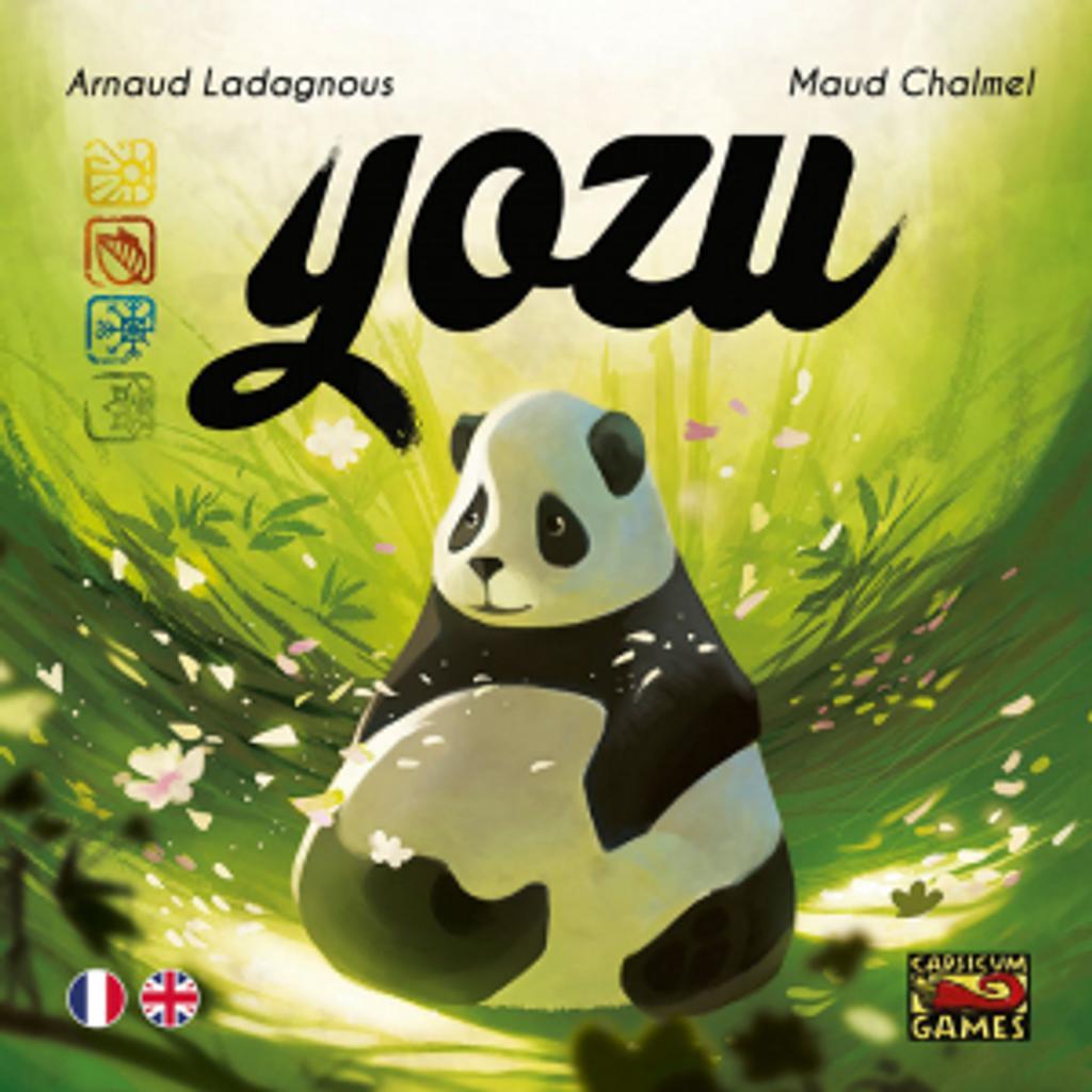 Yozu = collection, déduction, mémoire : jeu de société |