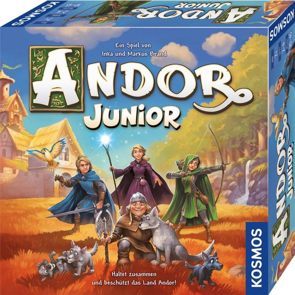 Andor Junior : jeu de société |