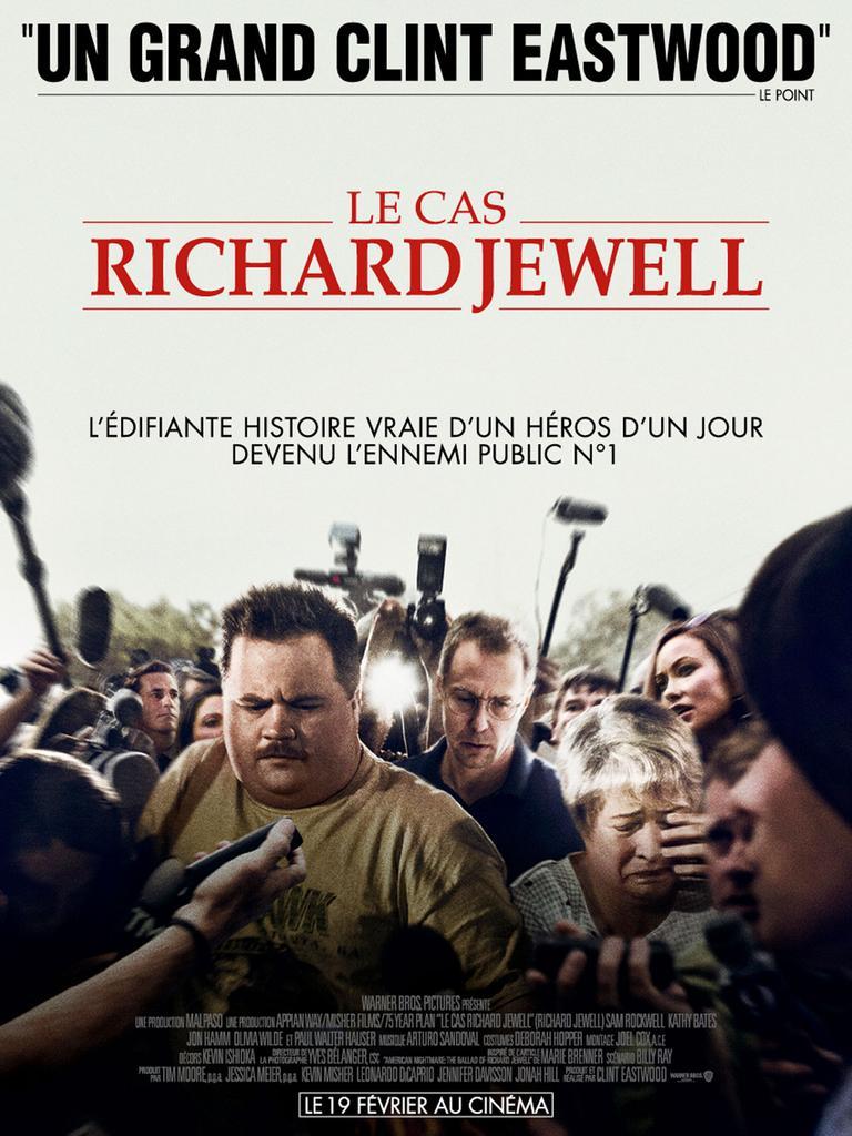 Richard Jewell / Clint Eastwood, réalisateur, producteur |