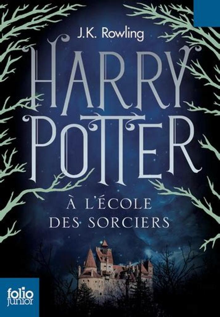 Harry Potter à l'école des sorciers / J. K. Rowling | Rowling, J. K. (1965-....). Auteur